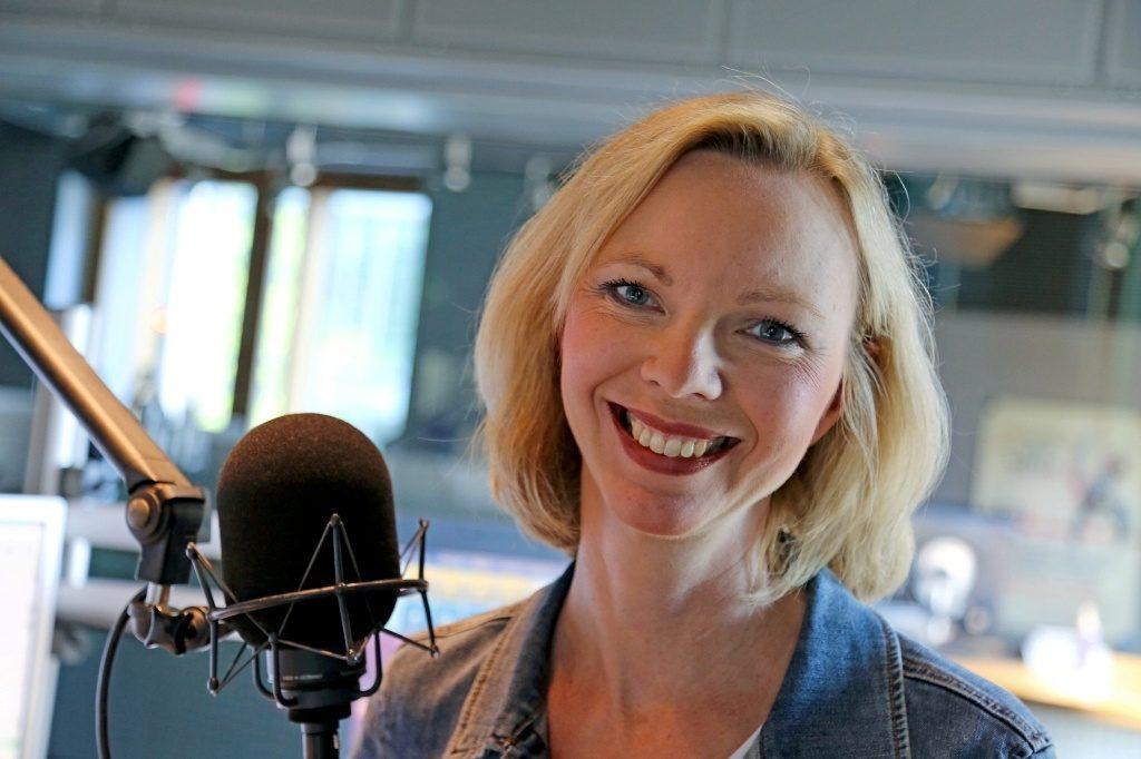 NDR 2 Nachrichtenredakteurin Kathrin Schlass