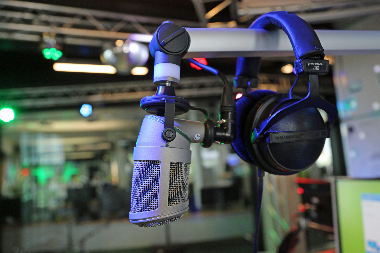 Inside Radio Studiomikrofon