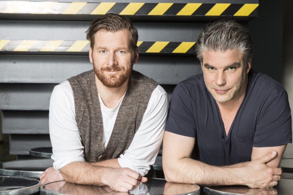 Andreas Kuhlage und Jens Hardeland kommen zu Inside Radio