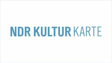 NDR Kultur Karte Logo