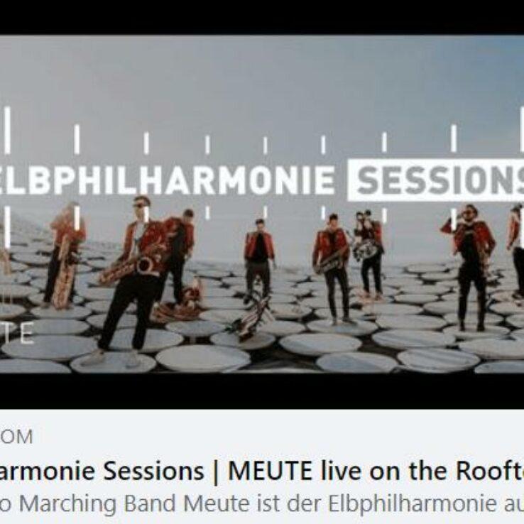 MEUTE live | Elbphilharmonie Sessions
